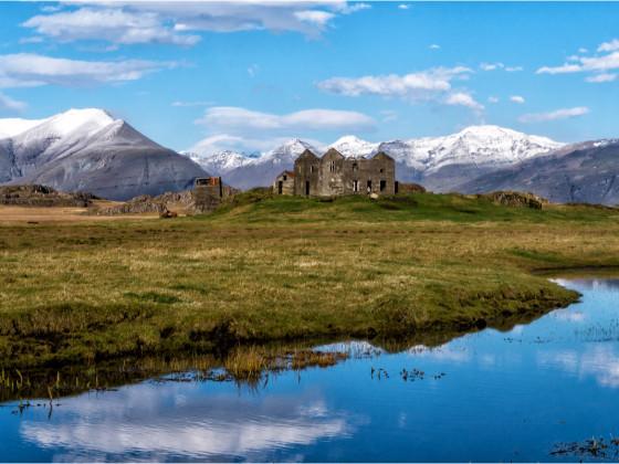 Wie eine schottische Burg...