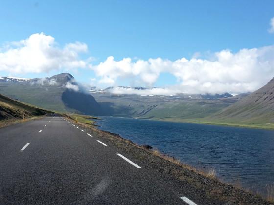 Unterwegs in den Westfjorden