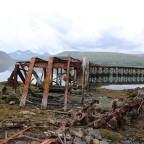 Hvammsvík - Überreste des 2. Weltkrieges