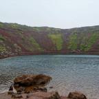 Tag 3.14 - Kerið Kratersee
