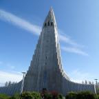 Tag 2 - Reykjavík - Hallgrimskirkja
