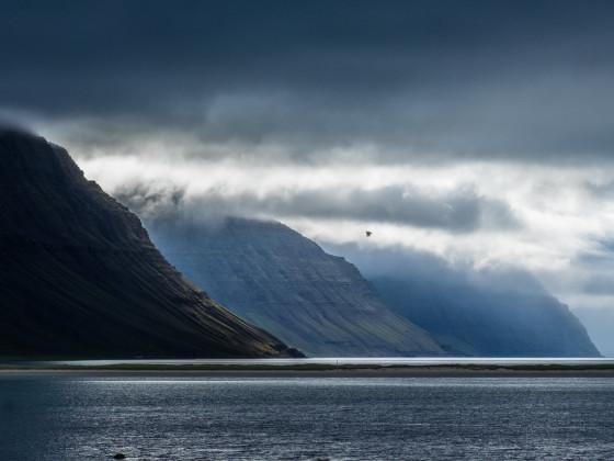 Im Önundarfjörður - Juni 2019