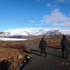 am Vatnajökull-Nationalpark