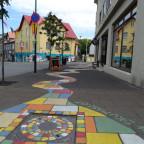 Tag 2 - Reykjavík - Bunte Straße