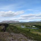 Tag 2 - Þingvellir - Aussicht