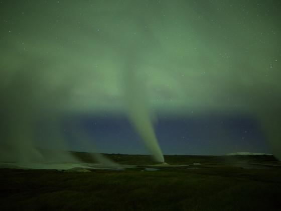 Quellen für Polarlicht