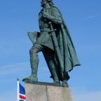 Tag 2 - Reykjavík - Leifur Eriksson