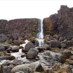 Tag 2 - Þingvellir - Öxarárfoss
