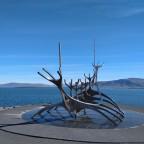 Tag 2 - Reykjavík - Sólfar